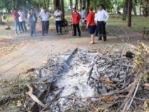 Gemeinderat gerät wegen angeblicher Müllverbrennung unter Druck