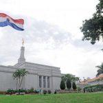 Mormonen in Paraguay trauern um ihren Anführer