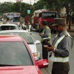Einzahlungsbelege müssen bei Straßenpatrouille registriert werden
