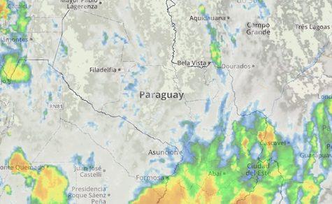 Unwetterwarnung für 10 Departements