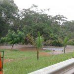 Starke Regenfälle und Unwetter in sechs Departements
