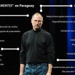 Wäre Steve Jobs in Paraguay geboren, würde Apple niemals existieren