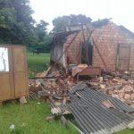 Alto Paraná schwer vom Unwetter getroffen