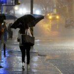 Schlechtes Wetter ist noch lange nicht vorüber