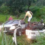 Sechs Verletzte bei Unfall in Campo 9
