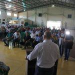 """""""Sichere Ernte"""" unter Polizeischutz in Itapuá"""