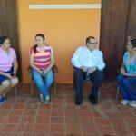 Generalstaatsanwalt besuchte Familien von EPP Geiseln