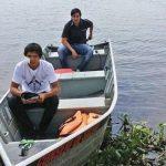 Diebstahl eines Bootes im Chaco trifft Patienten hart