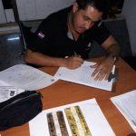 Syrisch-libanesischer Goldschmuggel in Paraguay
