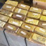 Wo sind die 480 kg Gold abgeblieben?