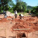 Sozialer Wohnungsbau im Bezirk der Goldgräber