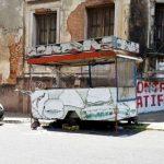 Imbissstände als Zufluchtsort für Obdachlose