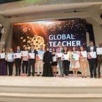 Ein paraguayischer Lehrer unter den 100 besten in der Welt