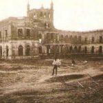 Artilleriefeuer über Asunción
