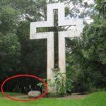 """Lugo, der einzige """"lebende Held"""" mit einem Denkmal in Cerro Corá"""
