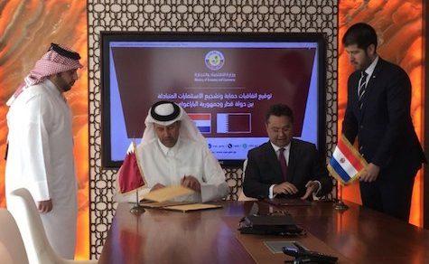 Paraguay und Katar nähern sich an