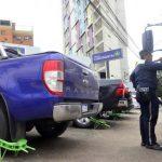 Von Parkplatzwächtern angeschmiert