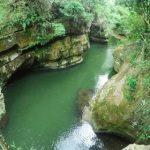 Pozo Hondo, das natürliche Juwel im Ybytyruzú Gebirge