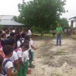 Schamane im Chaco für ein erfolgreiches Schuljahr