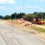 Langsame Arbeiten führen zur schnellen Verschlechterung der Transchaco-Route