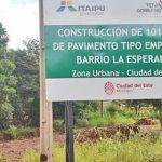 Straßenprojekt vor den Wahlen angekündigt, dann einfach abgesagt