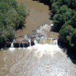 """Das """"Gebrüll"""" der Wasserfälle Tembey zieht immer mehr Touristen an"""