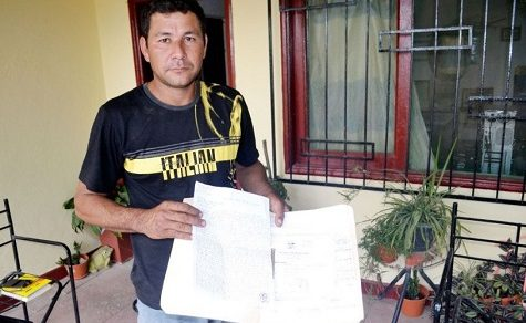 Zwangsräumung im Chaco ohne Gerichtsbeschluss
