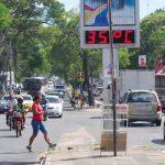 Heißes und trockenes Wochenende prognostiziert