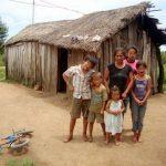 Ein Wahlgeschenk: Die Armut ist gesunken