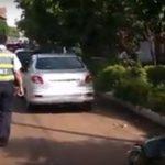 Inspektor bestraft Argentinier, der ihn bestechen will
