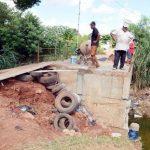 Brückenneubau stürzt nach drei Jahren ein