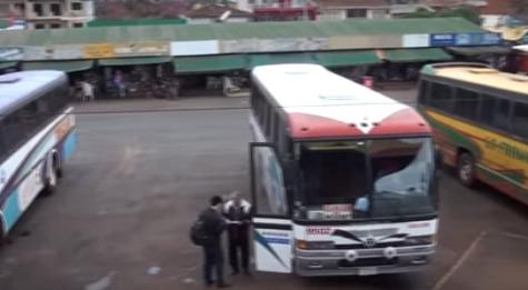 30% weniger Buspassagiere