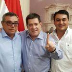 Oscar Chavez tritt zurück