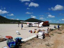 Chaco: Auf Sicht fliegen unmöglich