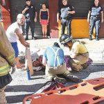 Streit im Motel: Mann aus dem zweiten Stock gestoßen