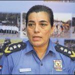 Ein würdiges Beispiel für die Arbeit von Frauen bei der Polizei