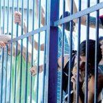14.326 registrierte Gefangene, aber die Kapazität reicht nur für 9.511 Straftäter