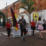 Jubiläum in deutscher Kolonie