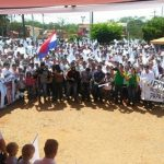 Mennoniten und andere besuchen Entführte der EPP und EML