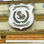 Steigt das Anschlagsrisiko in Paraguay?