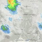 Unwetter im zentralen Chaco