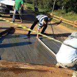 Bürger reparieren Straßen wegen kommunaler Untätigkeit