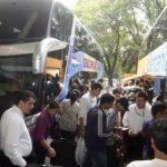 Still und heimlich die Preise für Busfahrten deutlich erhöht