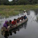 Odyssee im Chaco: 800 mm Regen in zwei Wochen