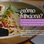 Restaurants veranstalten kulinarische Expo