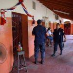 """Pistole """"verschwindet"""" im Gefängnis von Villarrica"""