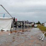 Tragödie durch Unwetter: Verletzte Personen, darunter ein Deutscher
