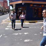 Hohes Risiko für Fußgänger wegen Mängel bei den Zebrastreifen