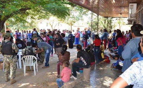 Die indigene Armut im Chaco wird für Wählerstimmen ausgenutzt