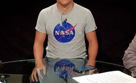 Ein Paraguayer als Astronaut